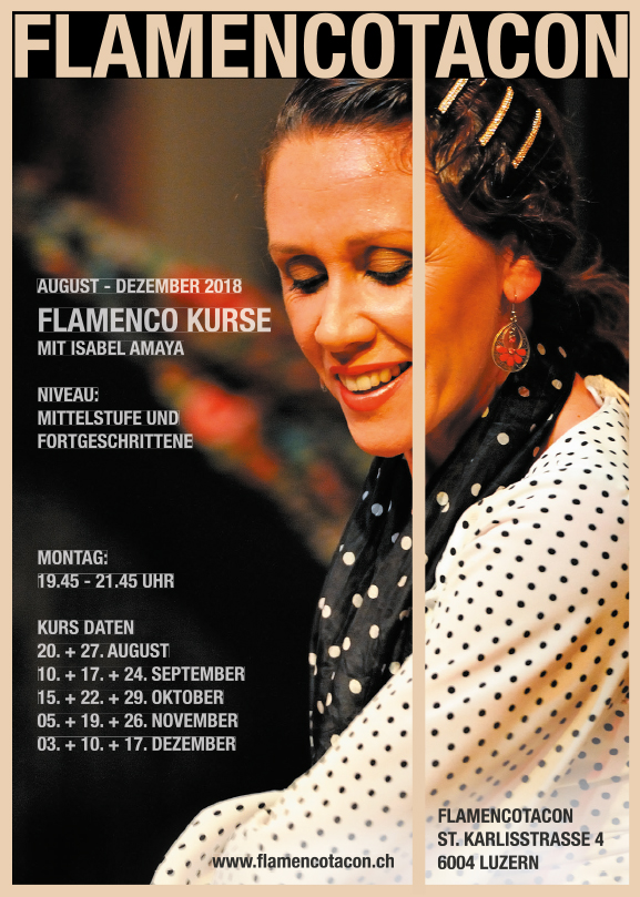 Flamenco Kurse