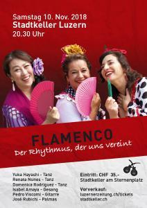 Flamenco_Plakat_Stadtkeller